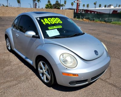 Used 2006 Volkswagen New Beetle Coupe 2dr 2.5L Auto