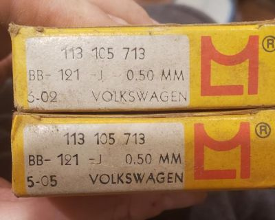 nos rod bearings 113 105 713