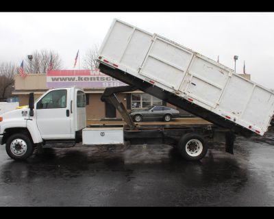2004 Chevrolet C5500 Standard Cab Dump Bed Truck