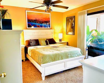 Elegant 2-Bedroom Sabino Canyon Condo with Mountain View and Swimming Pool - Quail Canyon