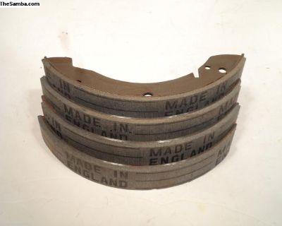 Bug 1957-1959 Reman Rear Brake Shoe Set
