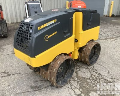 Unused - 2017 Bomag BMP 8500 Trench Compactor