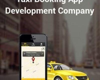 Top Taxi App Development Company