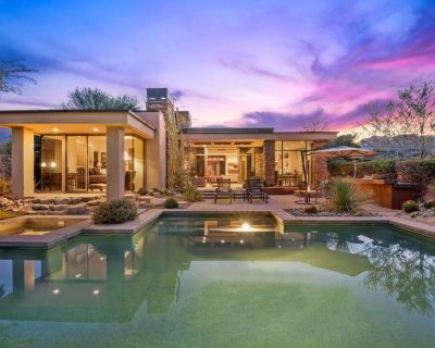 'Lakehouse at Bighorn' - An Exclusive 4 Suite Luxury Retreat - Palm Desert