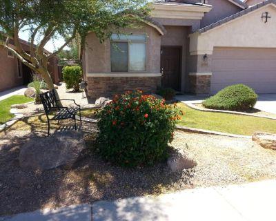 Sunny Maricopa spacious Vacation Home. Clean 3Bd/2Bath. Close to everything - Maricopa