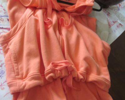 Stella McCartney EUC peach color gorgeous vest