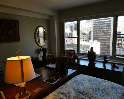Pied-a-Terre Room in Gorgeous Shared Apartment