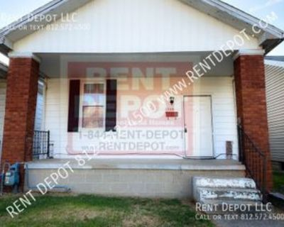 1729 S Kerth Ave, Evansville, IN 47714 3 Bedroom House