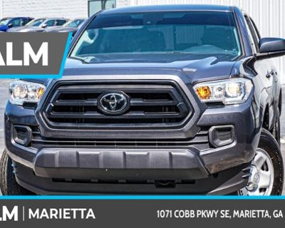 Pre-Owned 2021 Toyota Tacoma SR 4WD