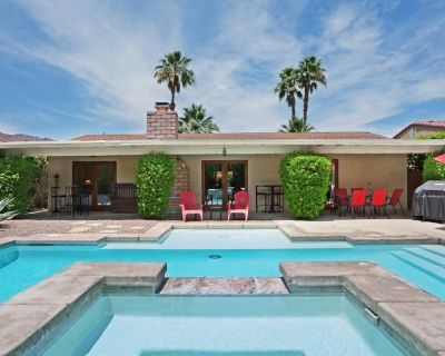 All You Need!Private Warm Sands/Mesquite 3 BR/2 BA House W/Salt Water Pool & Spa - Tahquitz River Estates