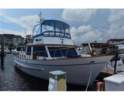 DEFEVER 41 Trawler for sale