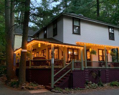 Beautiful Yr Round Cottage Great Porch, Heart of MTG, Near Hershey, Lititz, Lanc - Mount Gretna Heights