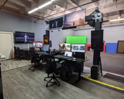 Affordable Inertial Motion Capture Studio, Los Angeles, CA