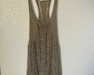 Abercrombie & Fitch Dress/Bathing suit Cover