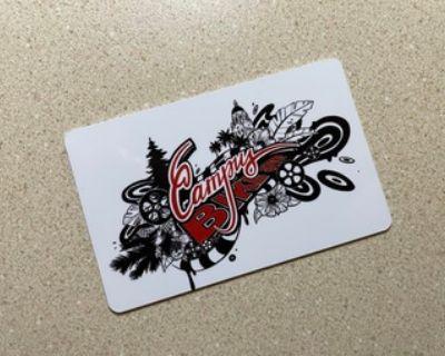 Campus Bike Shop giftcard (worth $450)