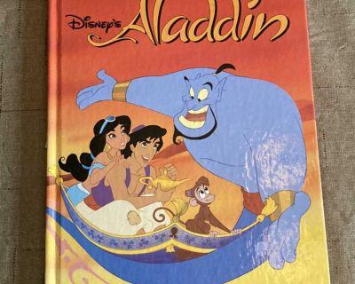 Aladdin Disney Hardback Children s Book