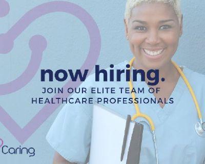 Home Health Registered Nurse PRN Pay Per Visit