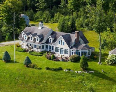 Private Estate on 100 Acres in Rural Southern VT. Secluded down a long driveway! - Vermont