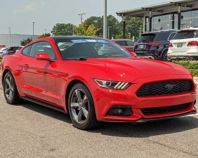 Pre-Owned 2017 Ford Mustang EcoBoost RWD Coupe