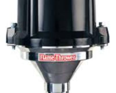 Pertronix Billet Distributor or 8mm Wires