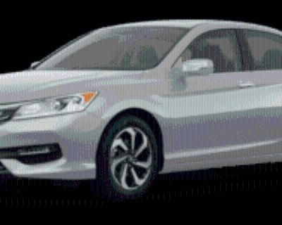 2017 Honda Accord EX Sedan CVT