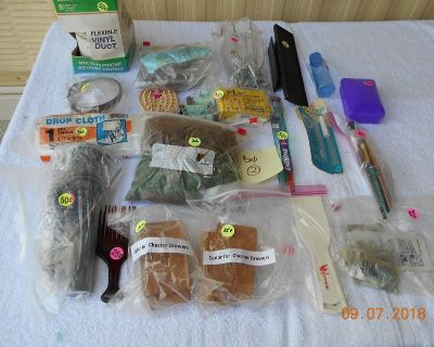 Misc. Household Items - BOX 2
