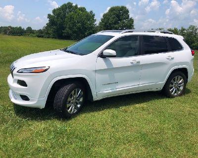 Jeep 2018 Cherokee Overland