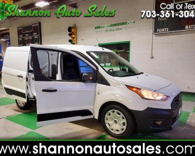 Used 2019 Ford Transit Connect Cargo Van XL LWB w/Rear 180 Degree Door