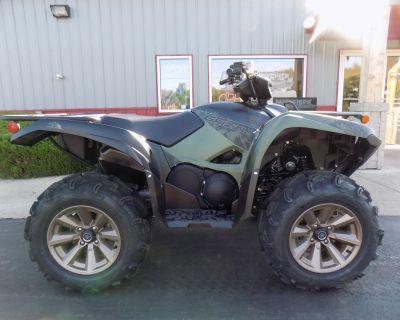 2021 Yamaha Grizzly EPS XT-R ATV Utility Janesville, WI
