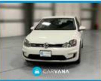 2016 Volkswagen e-Golf Gray, 40K miles