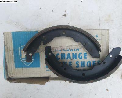 rear brake shoes 64 - 70