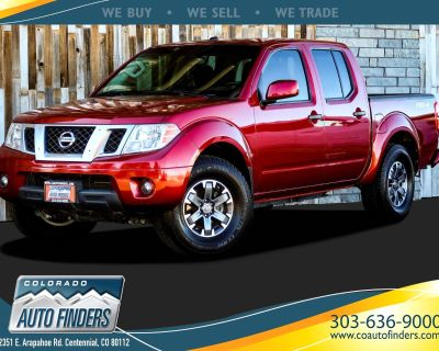 Used 2019 Nissan Frontier PRO-4X