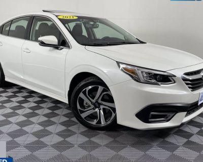 2021 Subaru Legacy Limited XT