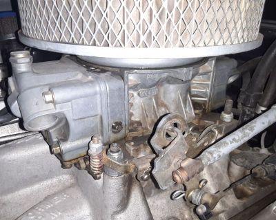 Holley 750 CFM carb ($150)