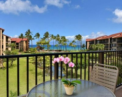 Beautifully Remodeled Kitchen! Oceanview corner unit! - Kaanapali