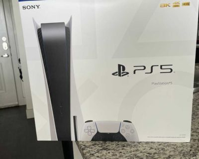 PS5 (Standard Edition)