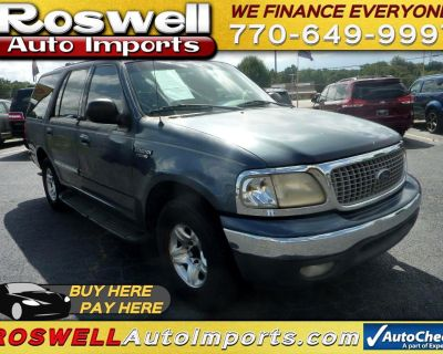 1999 Ford Expedition XLT 2WD