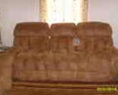 3 Reclining Couches New