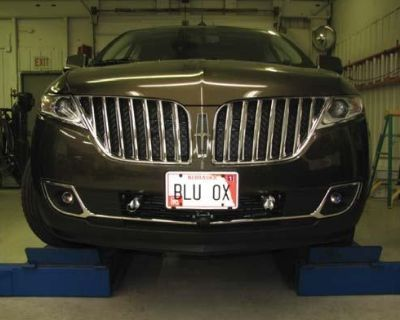 Blue Ox Bx2625 Base Plate For Lincoln Mkx 2011 Camper Trailer Rv