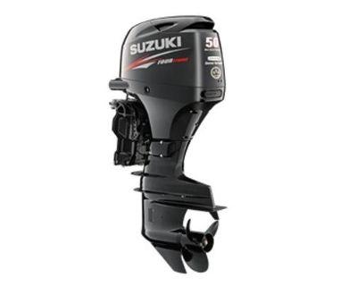 2021 Suzuki DF50AV