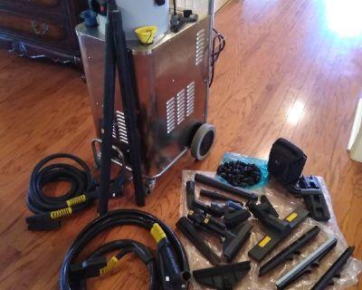 Steamer / Insecticide   - KLEENJET ULTRA 50000CVP