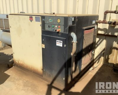 Ingersoll-Rand UP6-50PEI-125 Electric Air Compressor