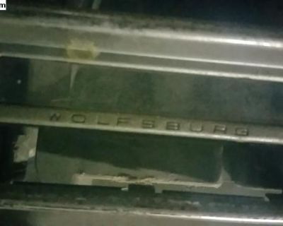Wolfsburg Radio Face Bezel