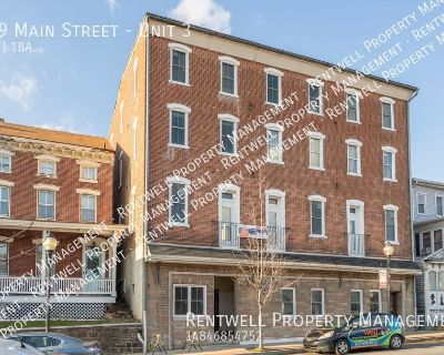 1Bed/1Bath Deluxe Apartment located in Royersford's Main Street, Montgomery Twp. Rentwell Philadelphia Website