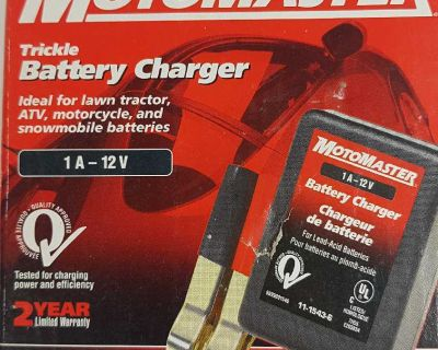Trickle Battery Charger(1A-12V)