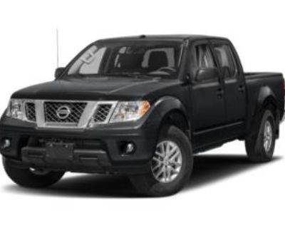 2019 Nissan Frontier SV Crew Cab 2WD Automatic