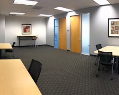 Team Office for 12 at Peachtree Offices at Alpharetta