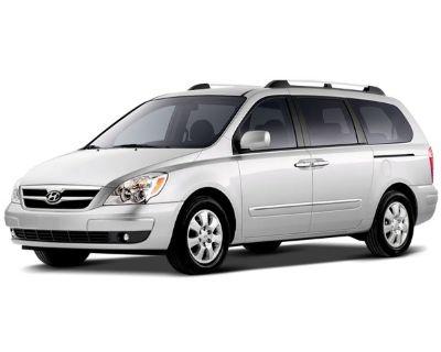 Pre-Owned 2008 Hyundai Entourage GLS FWD Mini-van, Passenger