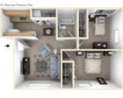 Concord Place Apartments - Two Bedroom