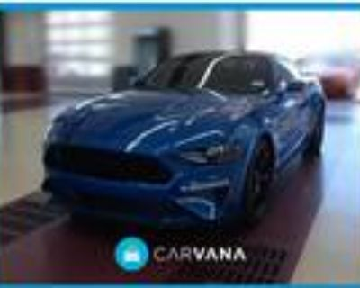 2020 Ford Mustang Blue, 5K miles